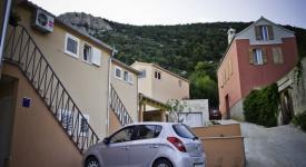 Villa Mare, Komiža