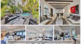 10 Room Art Deco Pool Villa Ma, Miami Beach