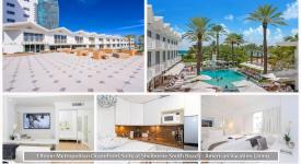 3 Room Metropolitan Oceanfront, Miami Beach