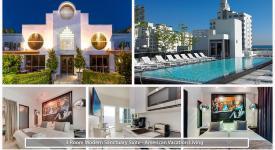 3 Room Modern Sanctuary Suite, Miami Beach