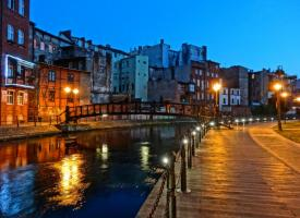 Bydgoszcz - a city on the water