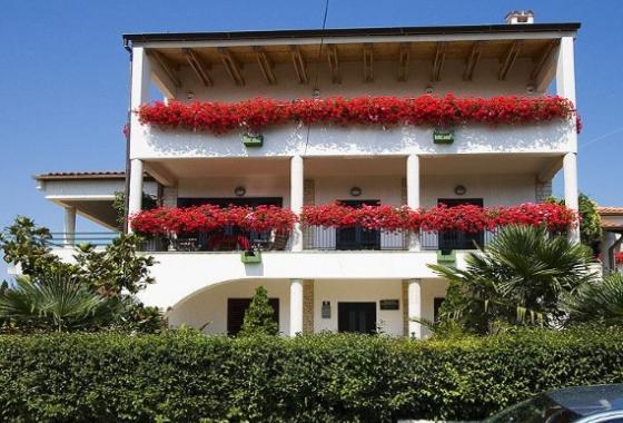 Villa Šorić, Rovinj